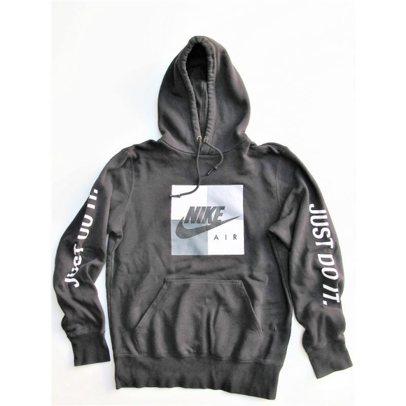 Hoodie Sweatshirt Nike Air Hoodie Just